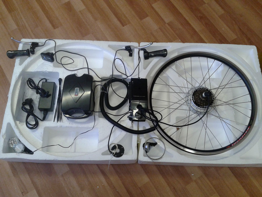 Фрикционный привод для велосипеда своими руками