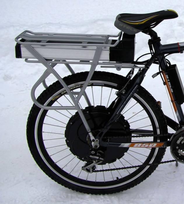 Акб для велосипеда на 36в