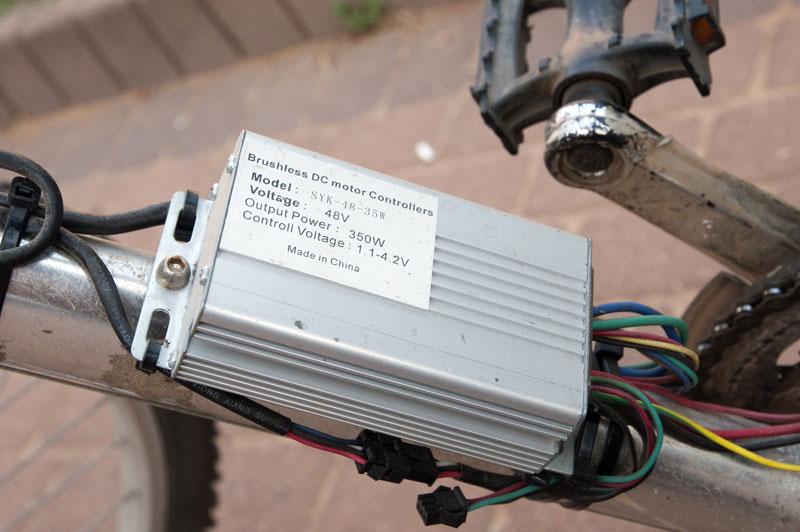Батареи для электровелосипедов своими руками