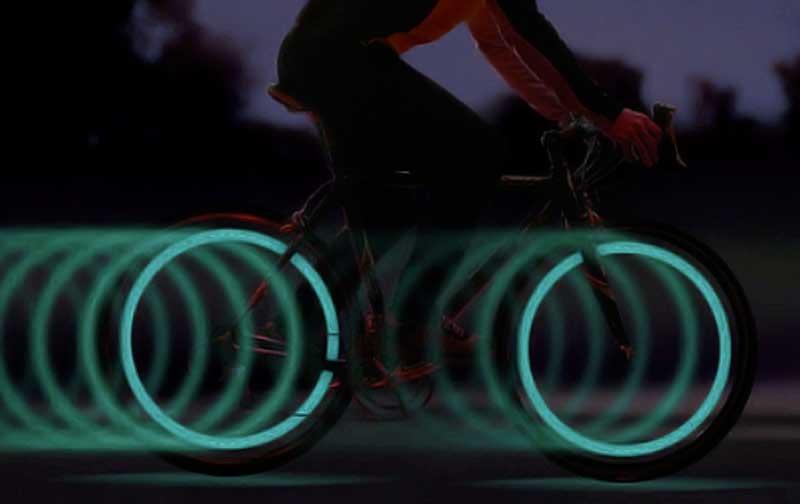 Светодиодная фара на велосипед своими руками