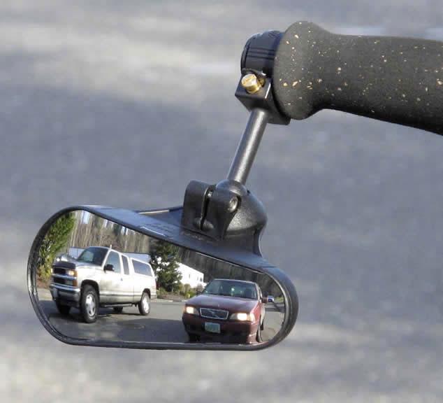 Как сделать зеркала на велосипед своими руками