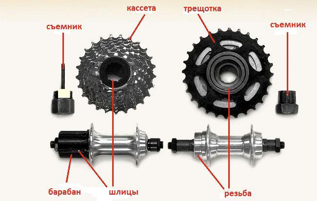 Как сделать трещотку для велосипеда своими руками