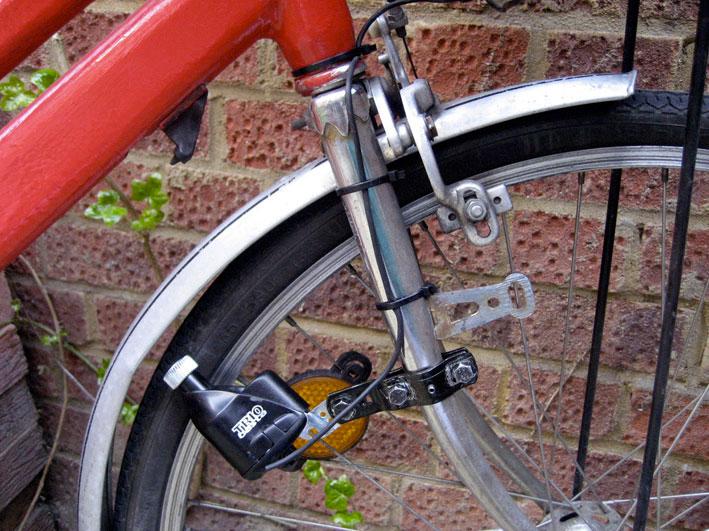 Генераторы для велосипеда своими руками