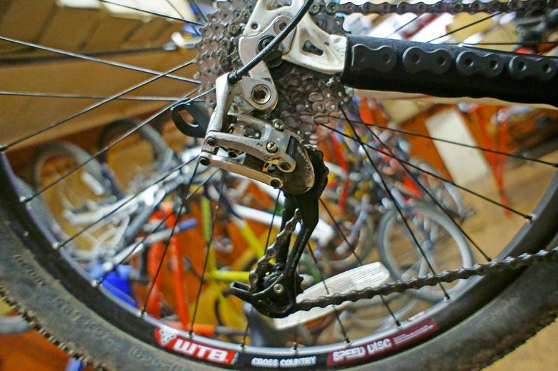 Как сделать переключатель скоростей на велосипеде