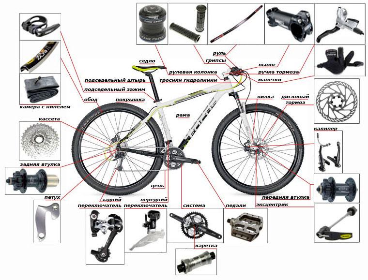 будет устройство и ремонт велосипеда земельных участков