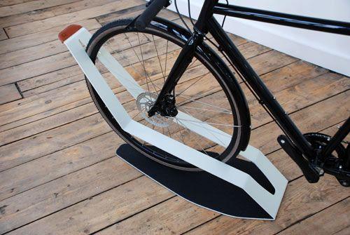 Напольное крепление для велосипеда