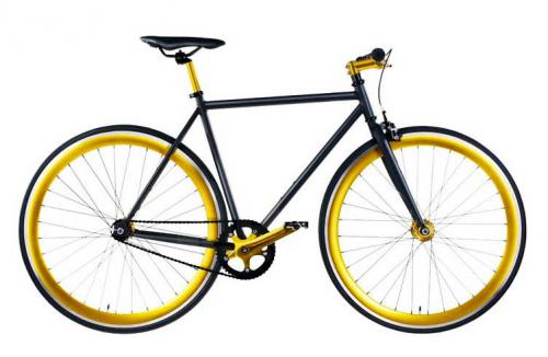 велосипед TWO от Golden Cycle