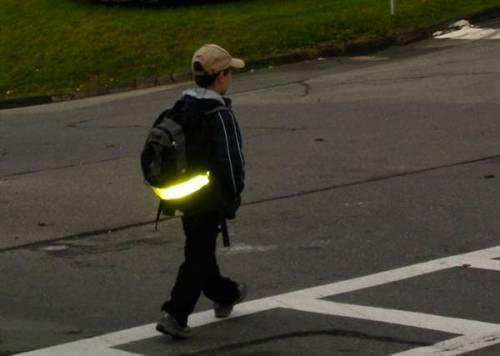 рюкзак с подсветкой