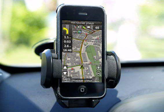 приложение-навигатор