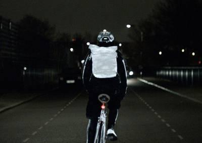 светоотражающий велокостюм