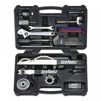 инструменты для ремонта байка