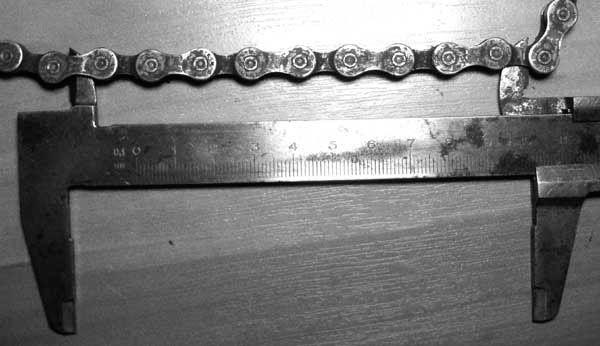 измерение цепи
