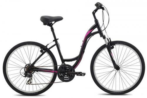 велосипед с низкой рамой