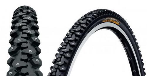Кроссовая шина Continental Nordic Spike