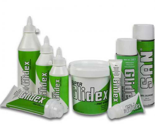 силиконовые смазки Glidex