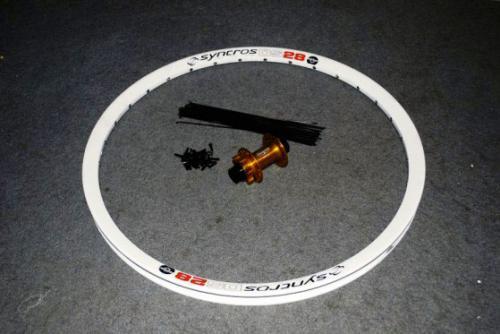 составные части колеса