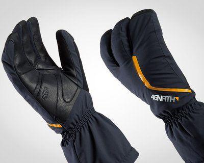 Демисезонные перчатки для байка