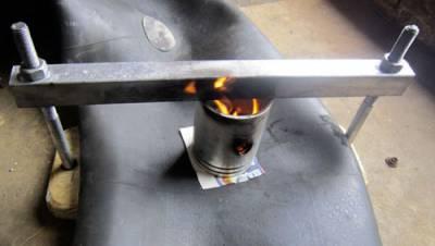 Самодельный вулканизатор