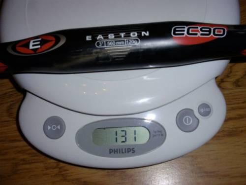 Вес карбонового руля
