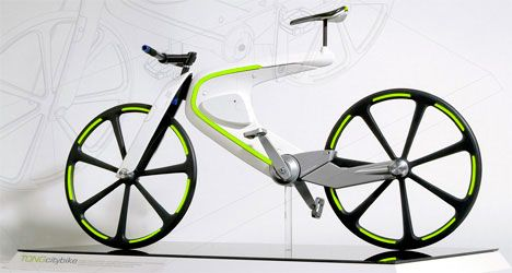 Tong City Bike