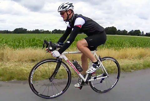 велоспортсмен