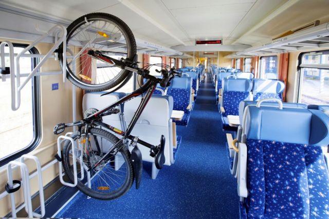 места для велосипедов