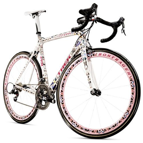 Butterfly Track Madone