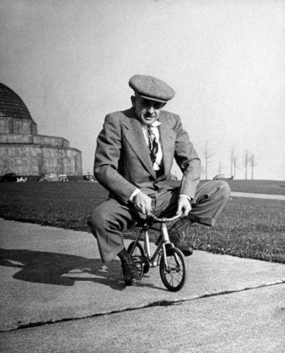 цирковой велосипед