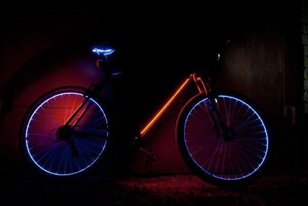 Светодиодная подсветка рамы