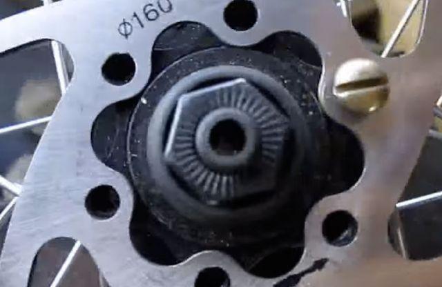 ротор прикрученный к втулке