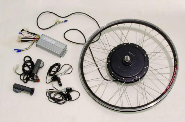 детали мотор-колеса
