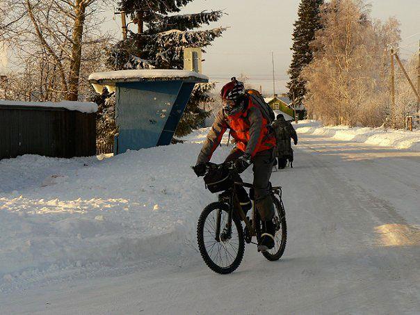 зимняя велосипедная одежда
