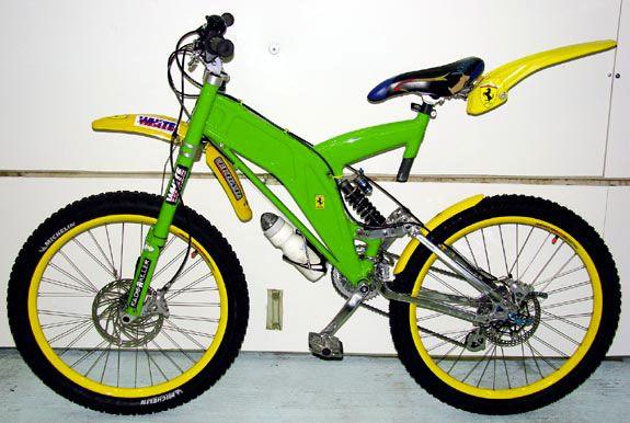велосипед для даунхилла