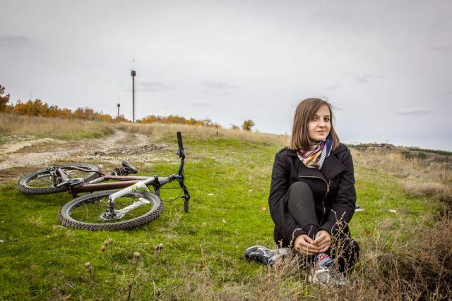 велопрогулка на Foxx Blitz