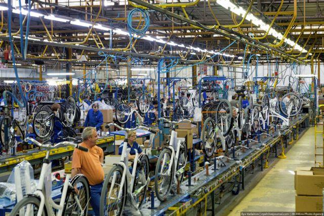 велосипедный завод