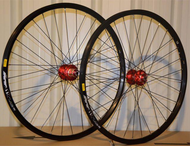 велосипедные колёса