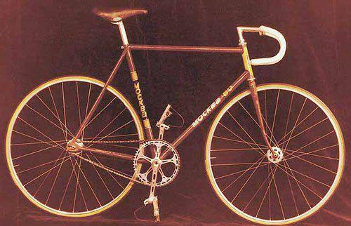 поддержанный велосипед