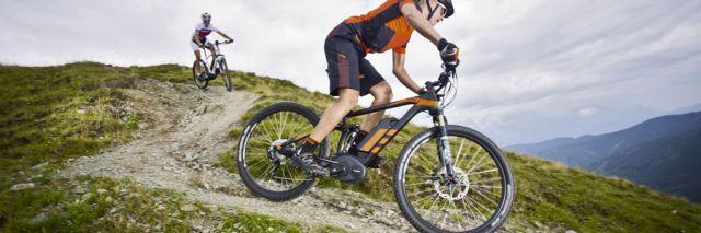 горный велосипед КТМ