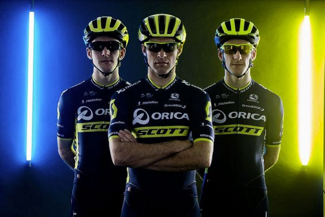 Orica-Scott Team