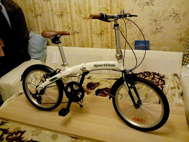Sportclub Folding Bike