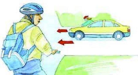 дорожные правила для велолсипедиста