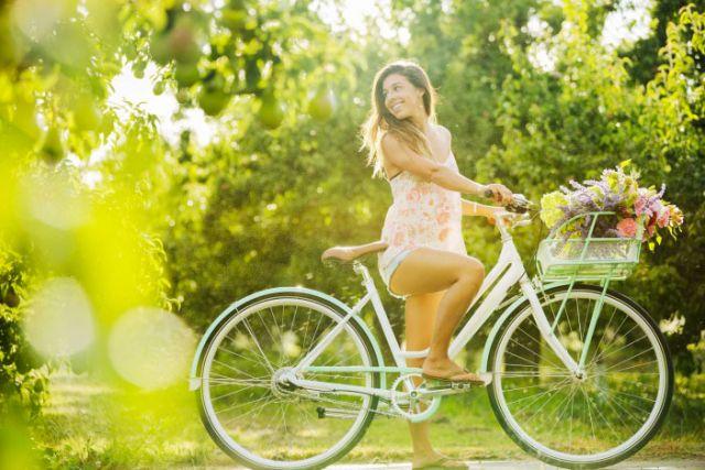 летняя велопрогулка