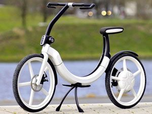 велосипед с аккумулятором