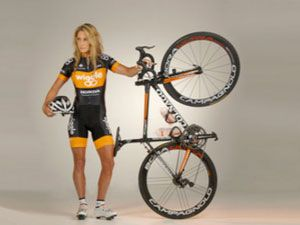 качание мышц на велосипеде