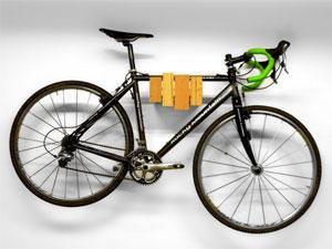 Крепление велосипеда своими руками чертежи