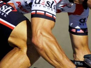 мышцы велосипедиста