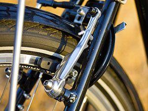 Как прокачать тормоза на велосипеде