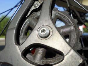 велосипедный суппорт
