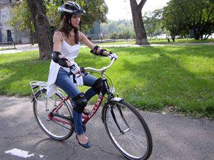 инструкция по технике безопасности при езде на велосипеде