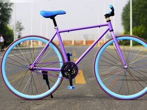 Трафарет на велосипед своими руками